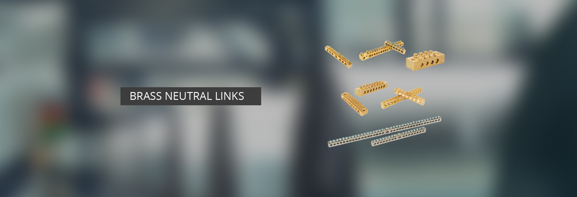 Brass Neutral Links India
