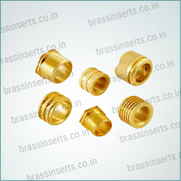 Brass Insets India
